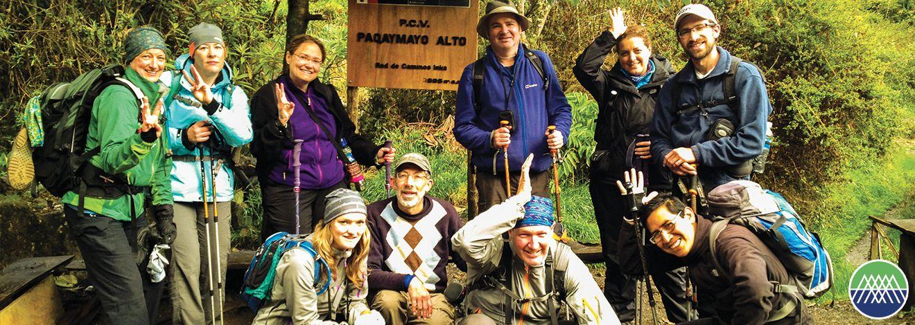 Classic Inca Trail Machu Picchu