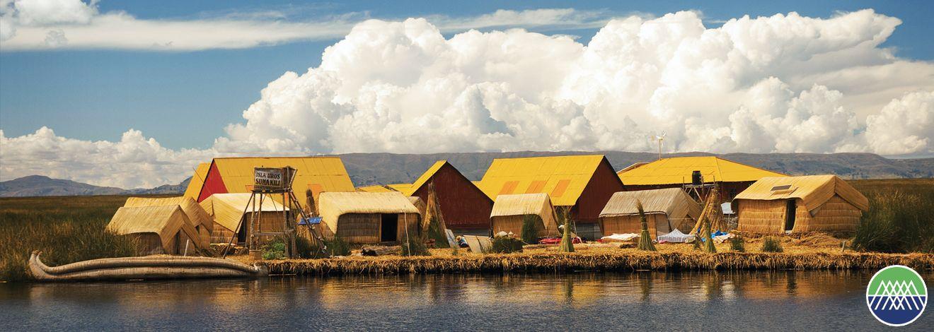 Lake Titicaca, Uros Islands