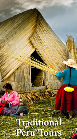 Traditional Peru Tours